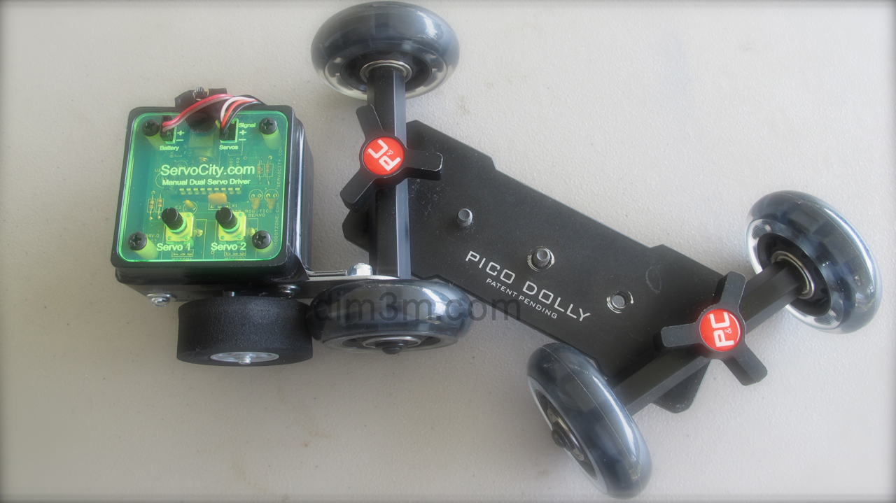 Motorized Pico Dolly